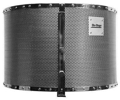 Onstage Studio Mic Isolation Screen