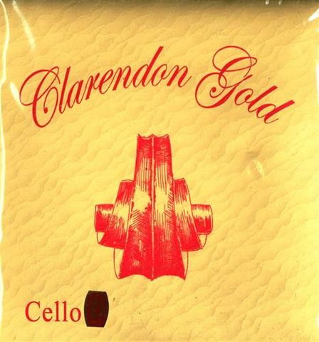 Clarendon GOLD 3/4 D Cello String