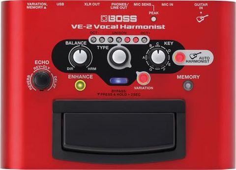 Boss VE2 Vocal harmonist