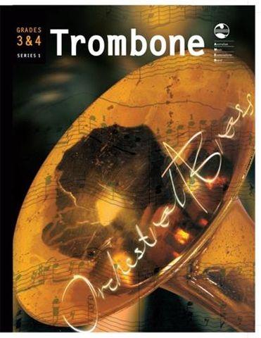 AMEB Trombone Gr 3 & 4 Orchestral Brass