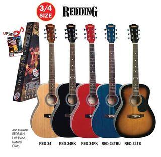 3/4 Size Starter Guitars