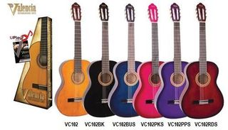1/2 Size Starter Guitars