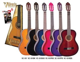 1/4 Size Starter Guitars