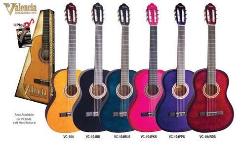 Valencia 4/4 100 Series Classic Guitar