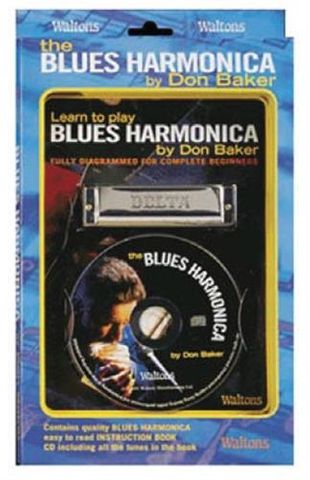 The Blues Harmonica Pack