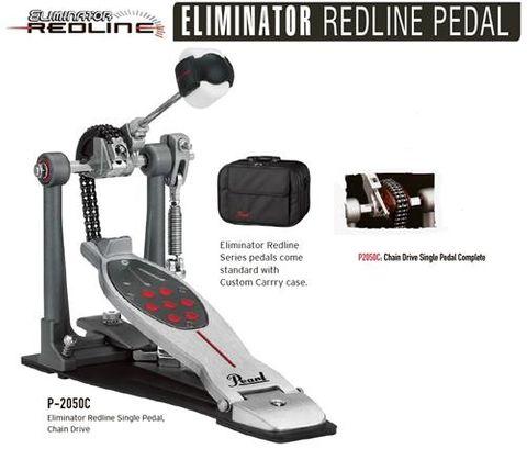 Pearl 2050C Eliminator Single Pedal