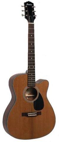 Shadow 59CNS Cutaway OM Thin Body Guitar
