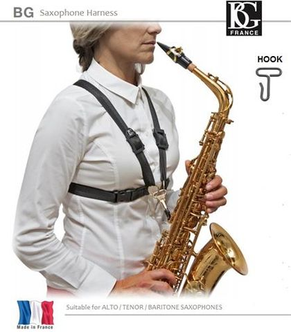 BG Sax Harness for Ladies