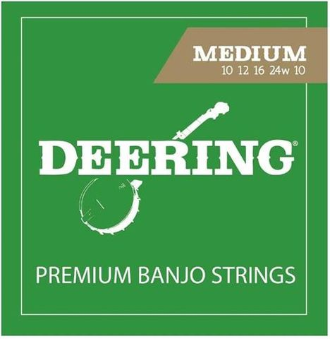 Deering Medium Banjo Strings