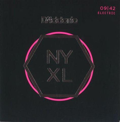 D'addario 9-42 NYXL Super Lite Elec Strg