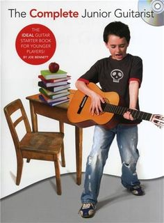 Junior Guitar Methods