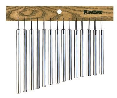 Treeworks 417 Single Row Hanging Chimes