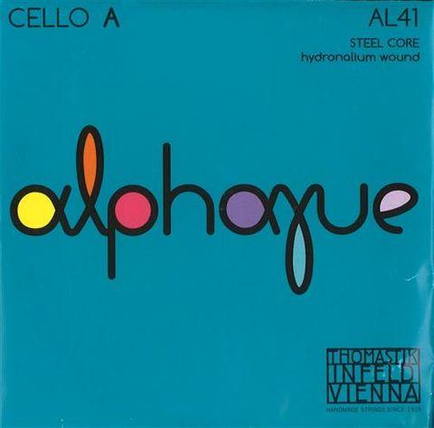 Thomastik 4/4 CELLO A Alphayue String