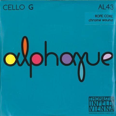 Thomastik 4/4 CELLO G Alphayue String