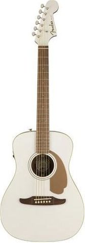 Fender California Player Malibu Art Gold
