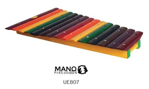 Mano 807 15 note Coloured Xylophone