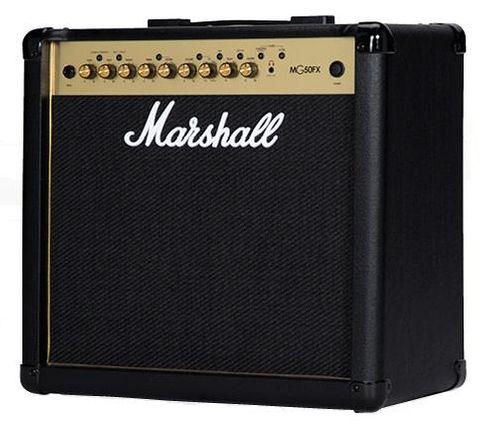 Marshall MG50FX 50w MG Gold Combo Amp