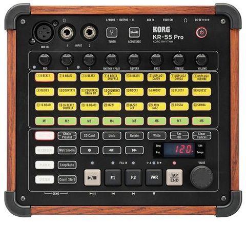 Korg Drum Machine Mixer Recorder