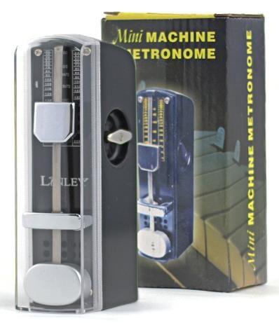 Linley BLACK Mini Metronome