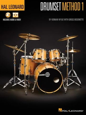 Hal Leonard Drumset Method Bk 1