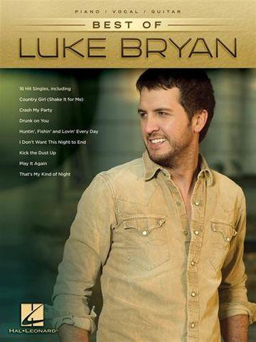 Best of Luke Bryan PVG