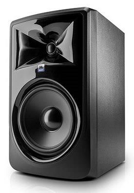 JBL 8in Two Way Powered Studio Monitor