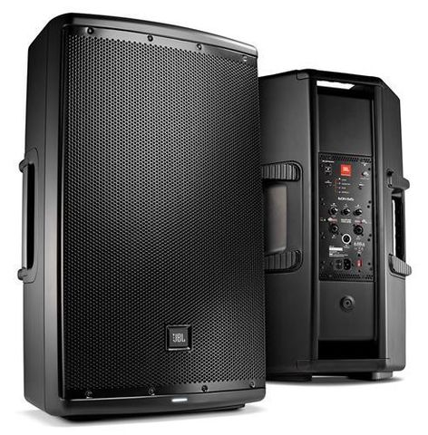 JBL EON615 15Powered Speaker w BlueTooth