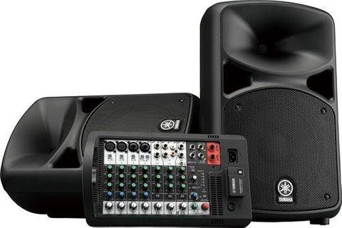 Yamaha Stagepas600BT PA System