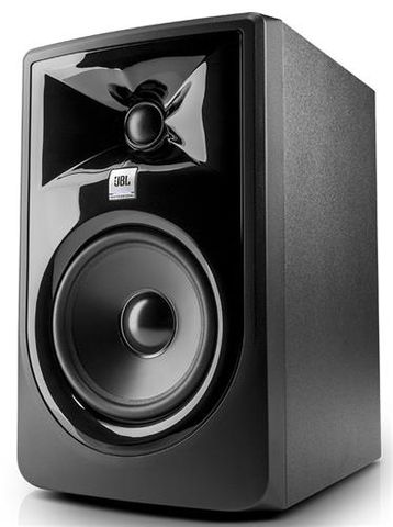 JBL 5in Two Way Powered Studio Monitor