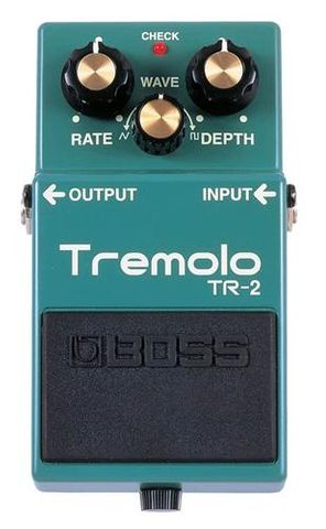 Boss TR2 Tremolo Compact Effects