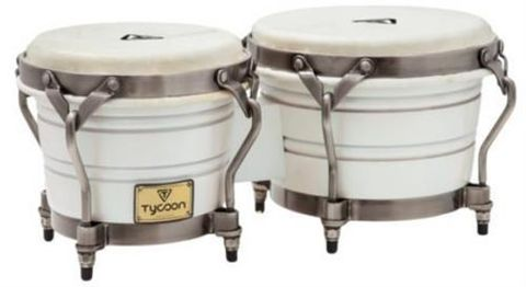 Tycoon 7 and 8.5in Sig Pearl Ser Bongos