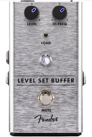 Fender Level Set Buffet Pedal