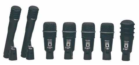 Superlux A5C2 7 Pce Drum Microphone Pack