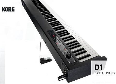Korg D1 88 Note Weighted Key Stage Piano