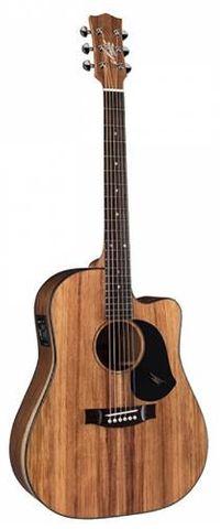 Maton EBW70C Ac/El Cutaway Guitar