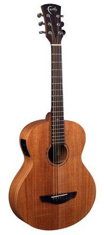 Faith Nomad Mini Neptune Ac/El Guitar