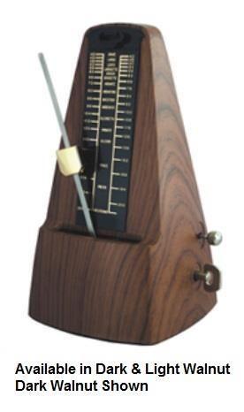 Cherry LIGHT WALNUT Metronome