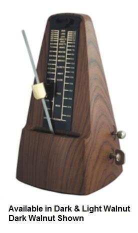 Cherry DARK WALNUT Metronome