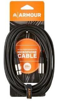 Armour CCP20 XLR 20ft Mic Cable