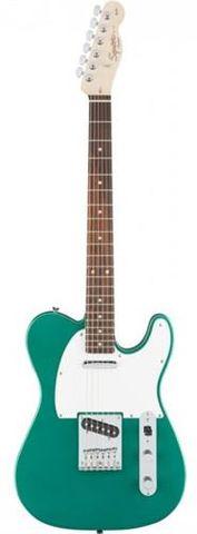 Fender Sq Aff Tele LRL RCG Elect Guitar