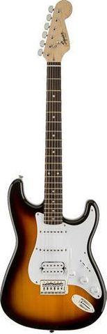 Fender Sq Bullet Trem HSS BSB Electric