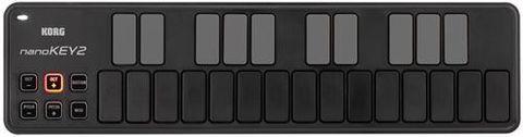 Korg Nanokey2BK Controller Keyboard