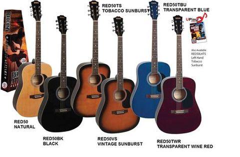 Redding 50 NAT Acoustic Guitar