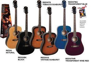 4/4 Size Starter Guitars