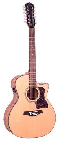 Gilman A112CE 12 String Ac/El Guitar
