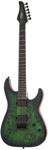 Schecter C6 PRO AQB Electric Guitar
