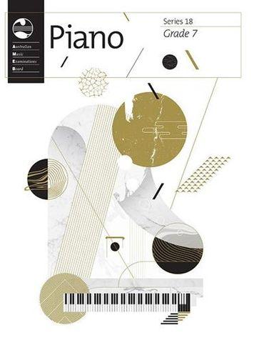 AMEB Piano GRADE 7 Series 18
