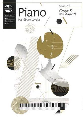 AMEB Piano GR 5-8 Handbook Series 18