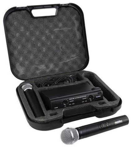 Soundart SWS290MM Twin HH Mic Wireless
