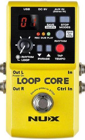Nux Loop Core Std Yellow Pedal